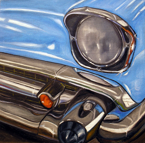 1950s-classic-blue-chevy-painting