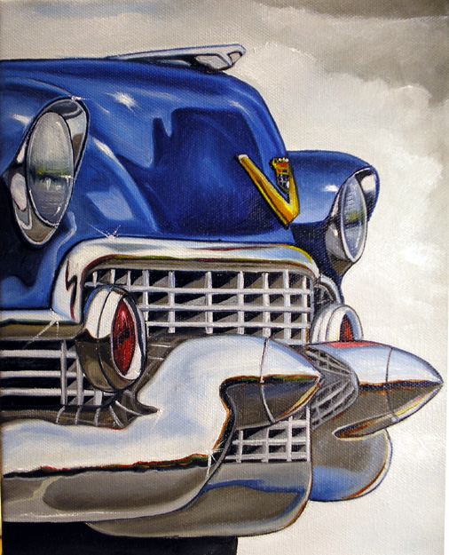 1958-caddy-auto-classic-painting