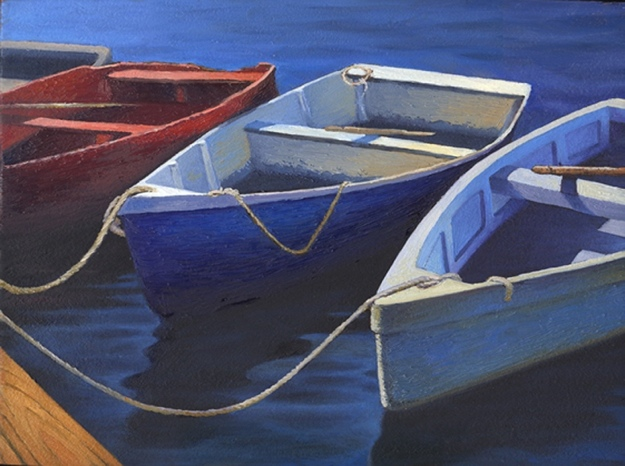 boats marine art