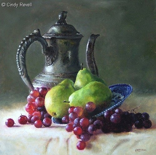 still-life-pewter-jug-with-fruit