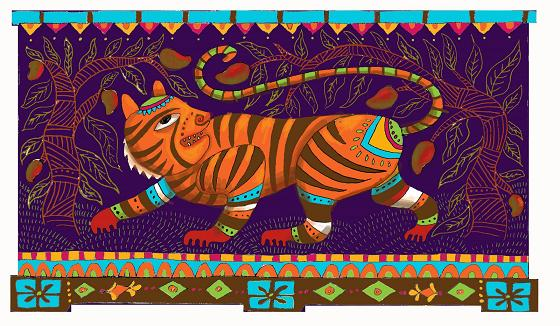 tiger-jungle-trunk-furniture-art