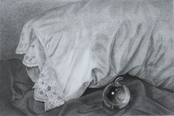 pillow-embroidery-glass-bead_still-life_charcoal-on-rives-bfk