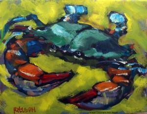 Rick Nilson Oil on Canvas