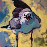 Rick Nilson Paintings: Aquatic Birds and Marine Fauna