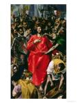 El Greco: The Disrobing of Christ (El Espolio)