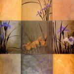 Don Li-Leger: Iris Nine Patch