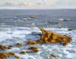 Deborah Paris: Marine Scenes -- a Splash of Romanticism