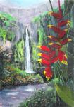 Dawn Lundquist: Hawaiian Waterfalls