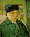 Vincent van Gogh: Self-Portrait with Bandaged Ear