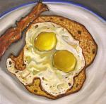 Vic Vicini: Food Paintings