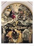 El Greco: The Burial of the Count of Orgaz