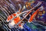 Holly Lombardo: Watercolors