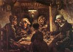 Vincent van Gogh: The Potato Eaters
